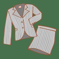 レンタル用女性スーツ