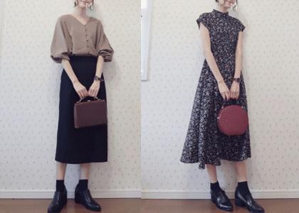 エアークローゼットの韓国ファッション例